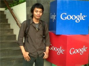 Jakarta's Google Chrome Release Party