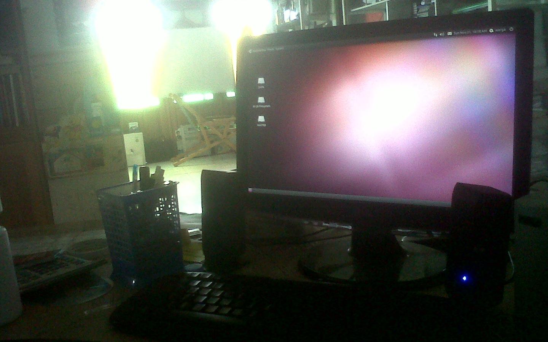 PC Keluarga Beralih ke Ubuntu