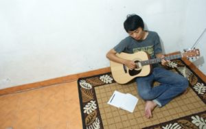 Bedroom Musician