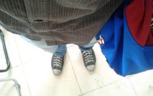 stand feet tall - anak muda