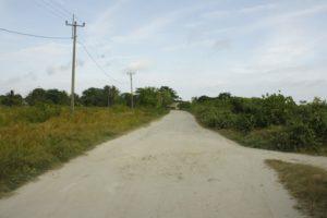 Jalanan di Ujung Genteng