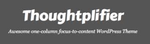 Thoughtplifier Carter One