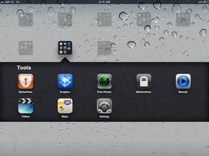 iPad tool apps