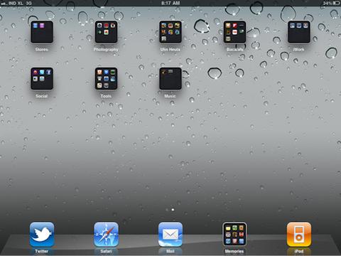 iPad Apps Yang Saya Gunakan