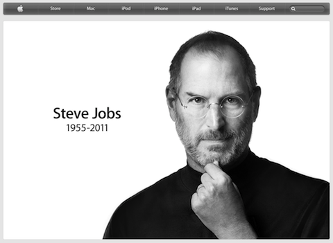 Selamat Jalan, Steve Jobs