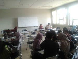 di ruang kelas