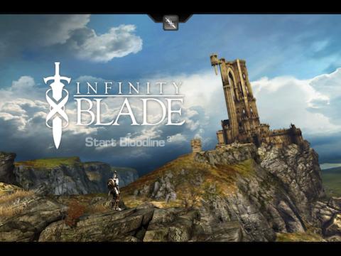 Rekomendasi iPad / iOS Game: Infinity Blade
