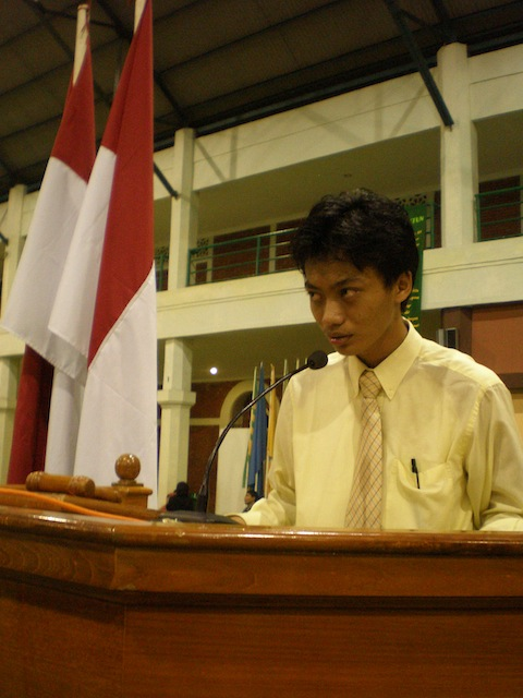 When I Was A Young Boy - Preaching