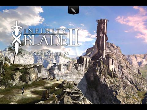 Ulasan Infinity Blade 2