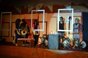 The Play of Beauty Shop - Courtesy of Student of English Edu UPI Batch 2008, The A Class