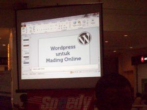 Berbicara Mengenai WordPress