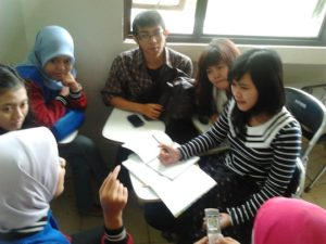Peer Teaching - English Learning