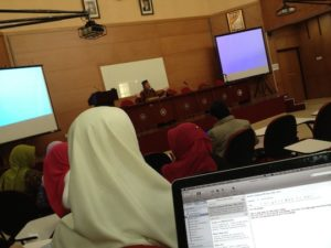 Prof Didi Suherdi di Loka Karya PLP Jum'at Lalu