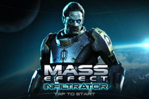 Mass Effect Infiltrator - Tap To Start