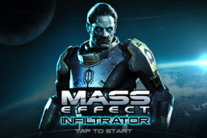 Mass Effect Infiltrator - Tap To Start
