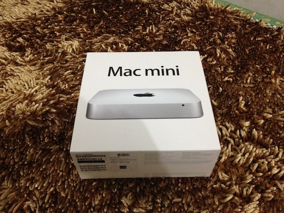 The Mac Mini Story