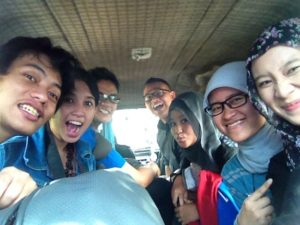 Angkot Full of Friends