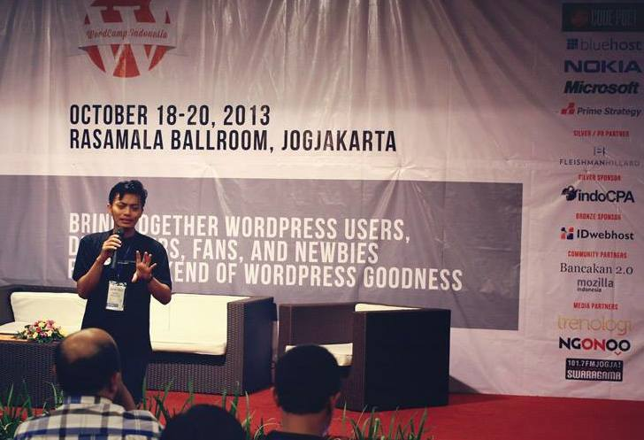 WordCamp Indonesia 2013 #wcjog