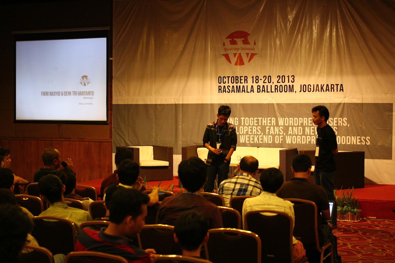 Jadi Pembicara 2nd Jakarta WordPress Meetup