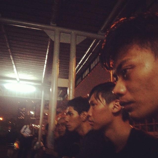 Rombongan remaja-remaja #DMDBI…