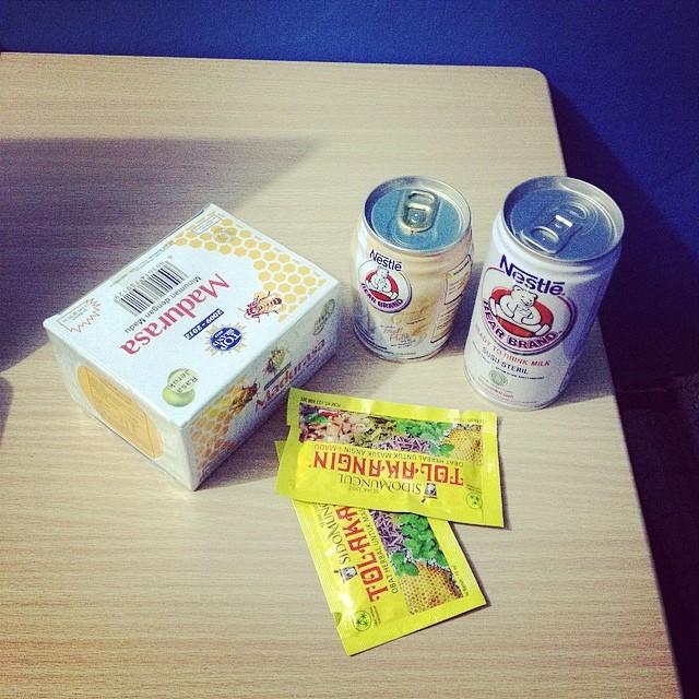 Nutritional boost ala anak kos…