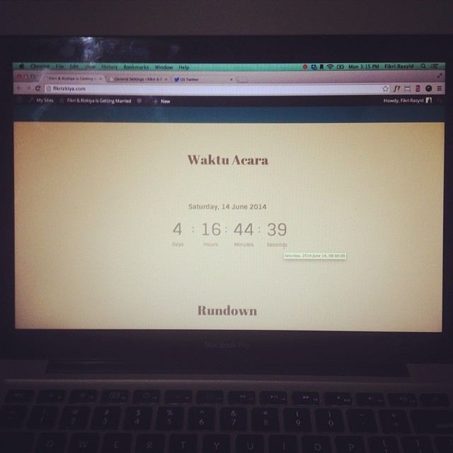 Four days left. http://fikrizk…