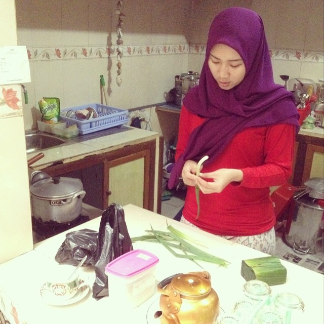 Le cooking wife :*