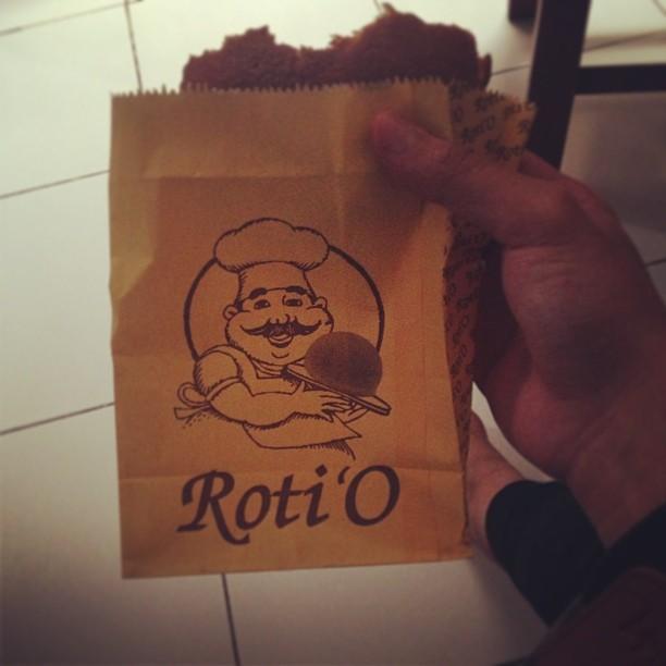Roti boy wannabe #burpple