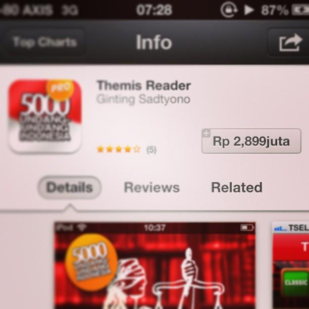 Baru sekarang gue nemu app di …