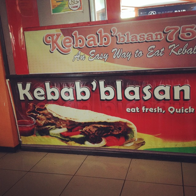 Kebablasan. What a catchy name