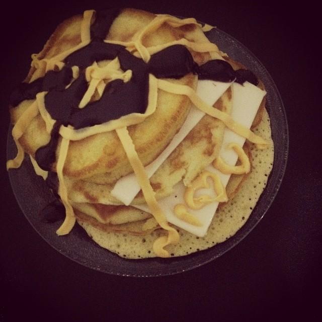 An even better pancake, courte…