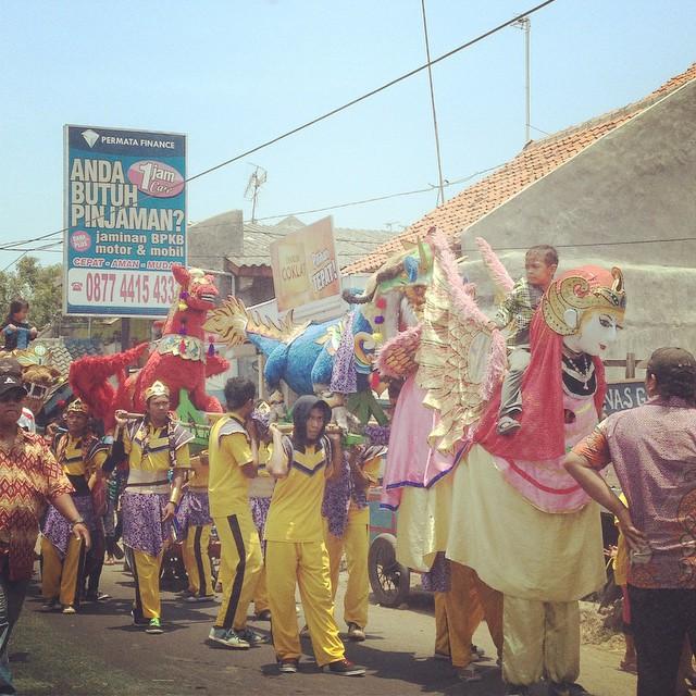 Burok. Cirebon's version of Ba…