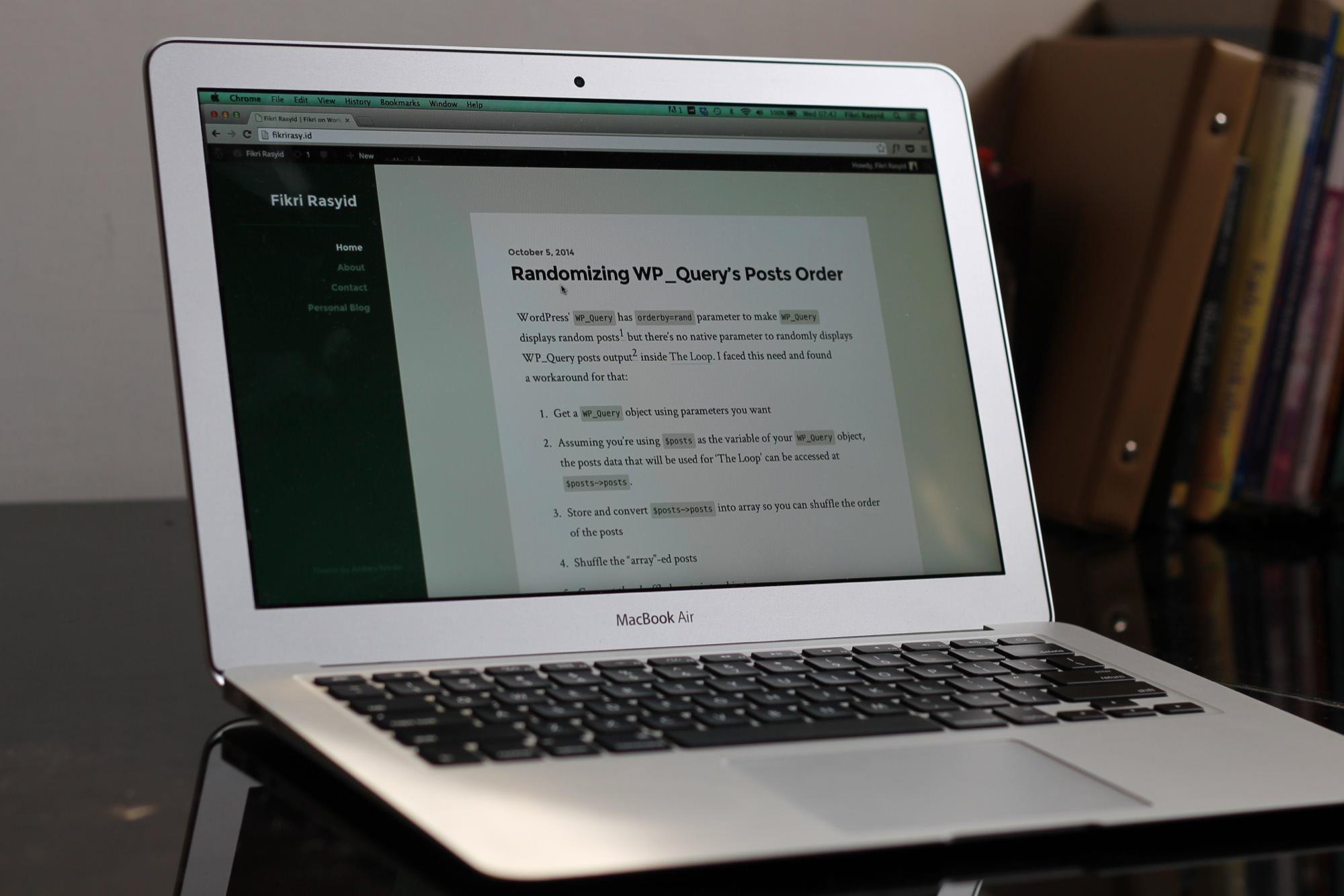 Berbenah Blog, Bagian 2