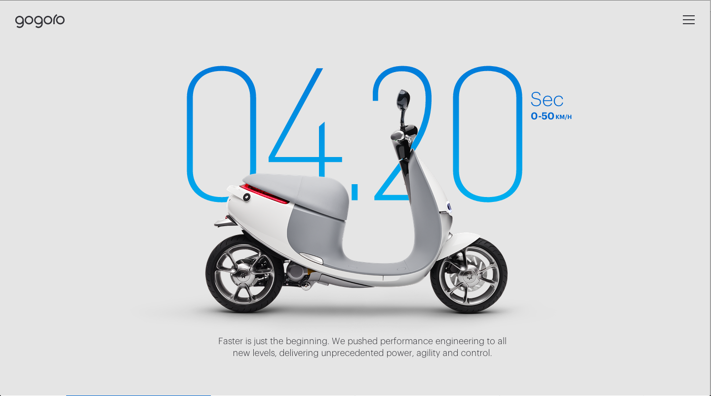 Gogoro: Scooter Version of Tesla