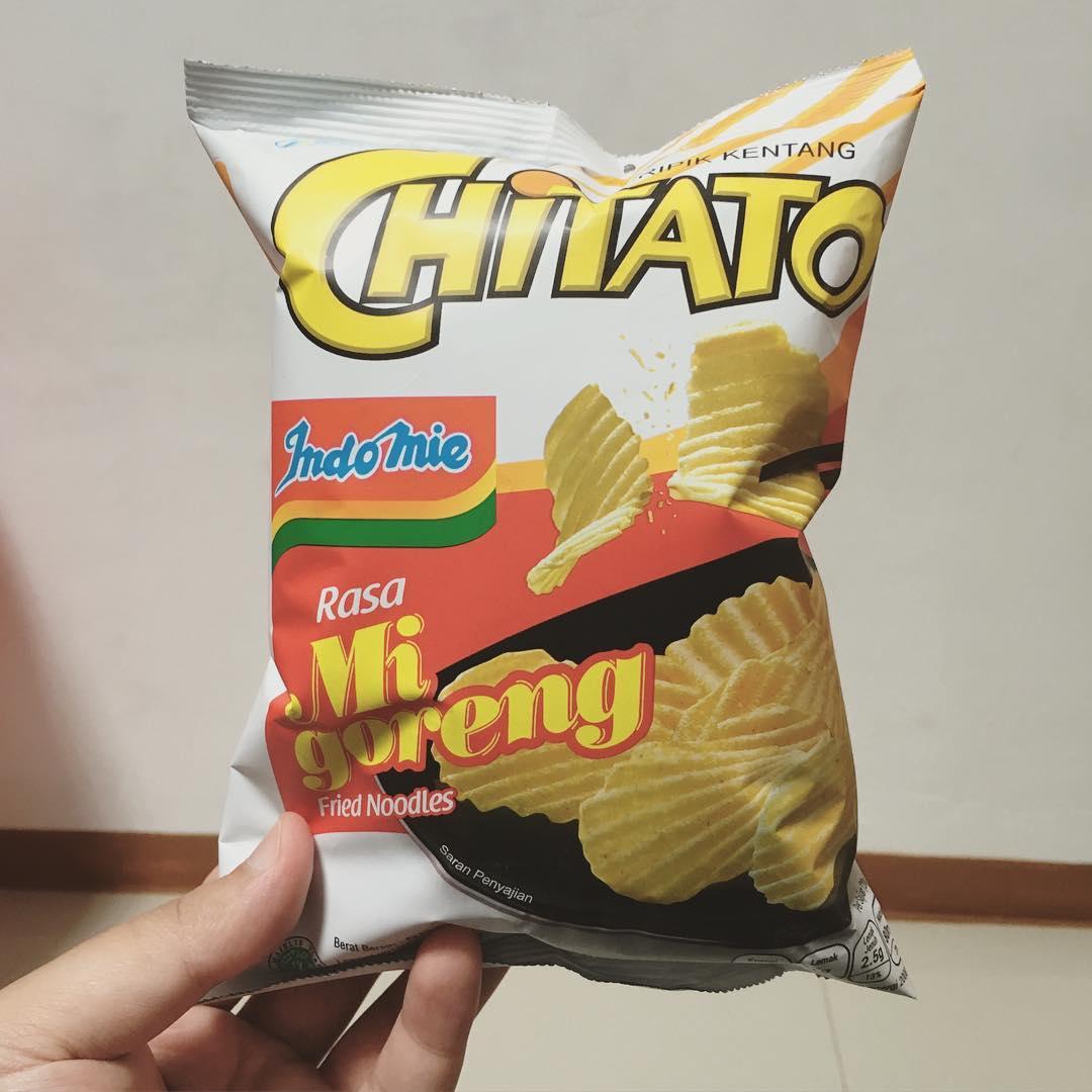 Chitato rasa (kalo kata Kunto …
