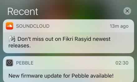 iOS 10. The UI feels card-cent…