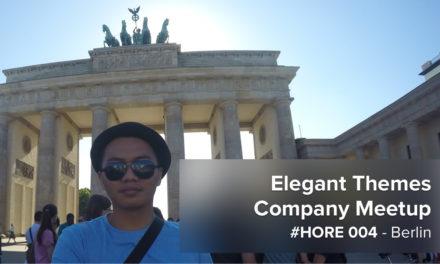 #HORE 004 – Company Meetup, Berlin