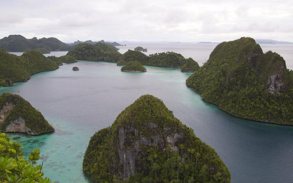 8 Destinasi Wisata Terfavorit di Indonesia