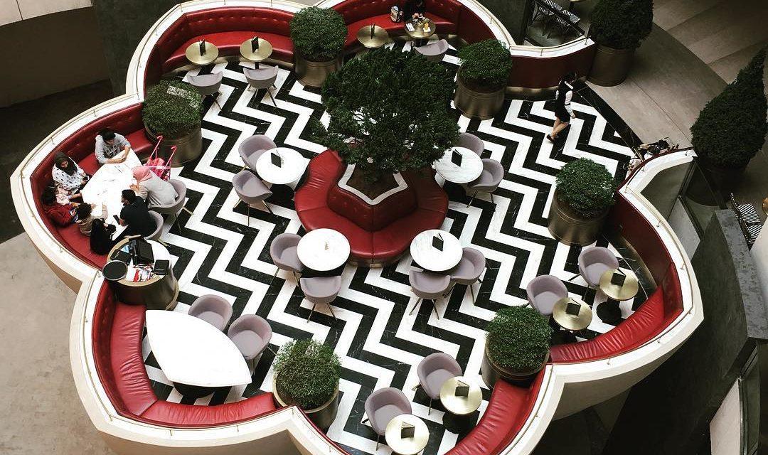 A photogenic cafe #Malaysia201…