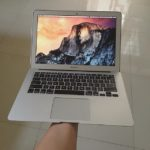 Le good old macbook air. Gue b…