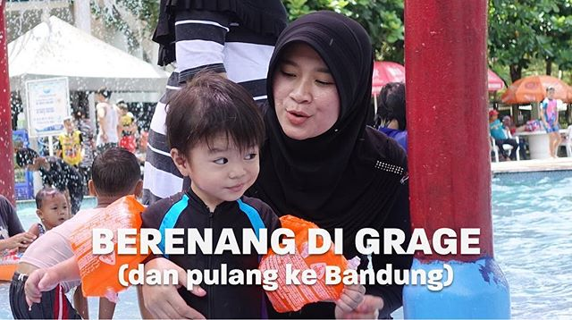 New vlog is up: Berenang di Gr…
