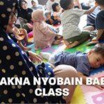 Makna Nyobain Baby Class | Eps. 08