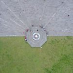 Gasibu's giant pokeball #dji #…
