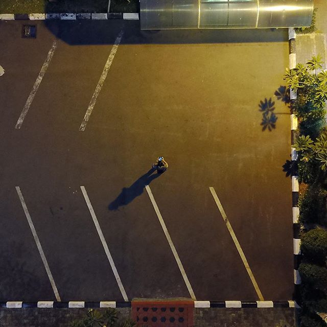 Alone in your zone . #dji #dji…
