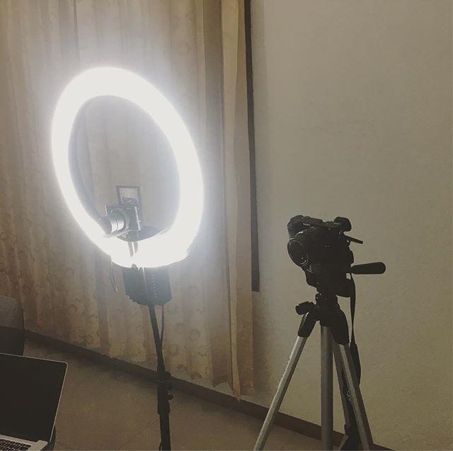 Video recording session 👌
