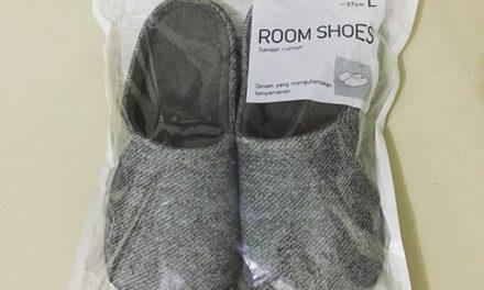 Sepatu buat ngantor ((sendal d…