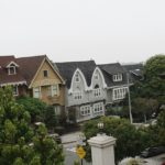 Cool houses of Sam Francisco w…