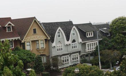 Cool houses of Sam Francisco w…