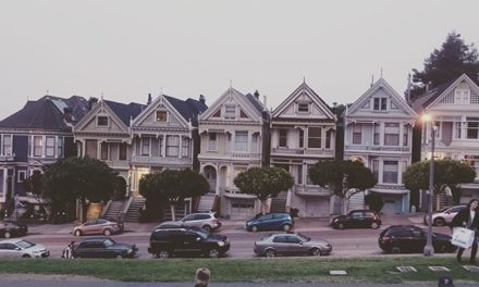 SF City's houses look really a…