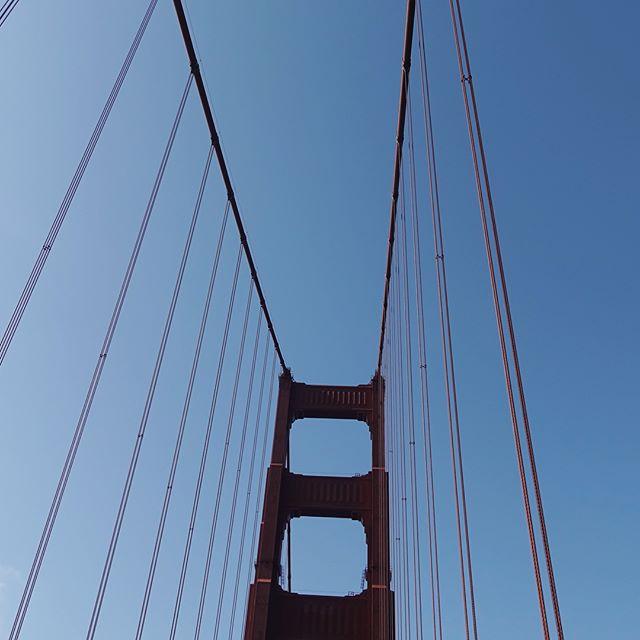 Obligatory Golden Gate picture…